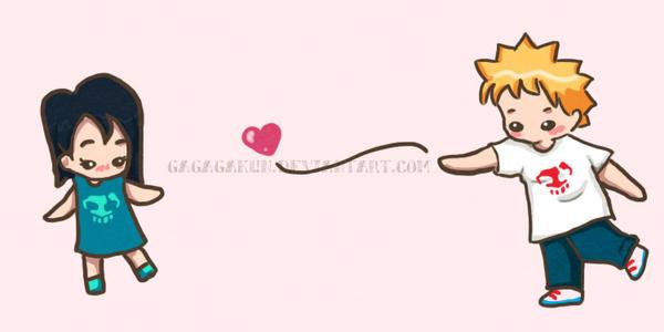 IchiRuki : Send you a Love by GaGaGakun