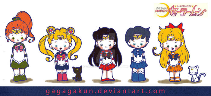 Sailor Moon Soldiers
