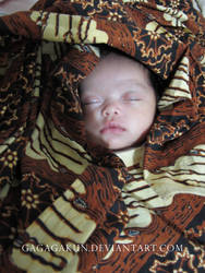 Sleep my lil one