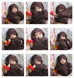 My Little Hijabi Girl