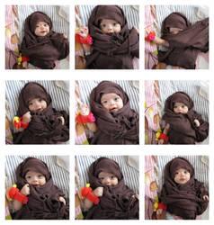 My Little Hijabi Girl