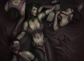 Need more Mileena by PolinaKahnum