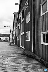 Old Docks by marcusoder