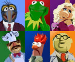 Muppets Vector