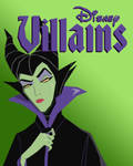 Disney Vector Villains: Maleficent