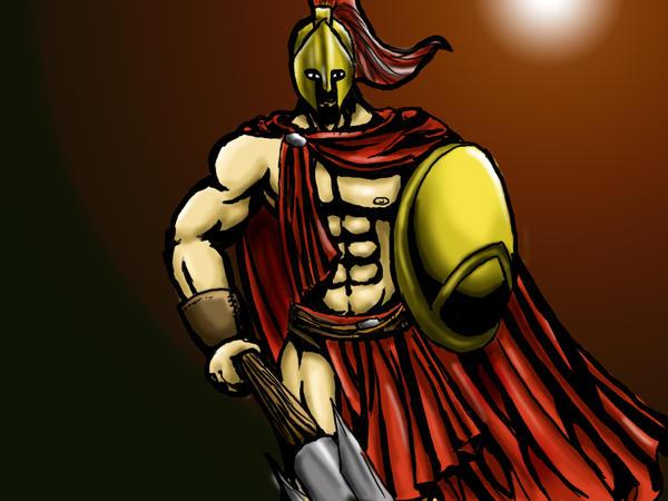 Spartan Empire Promotions _King_Leonidas__by_300_Spartans_Club