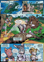 Through the Star Post- issue 1, Page 2