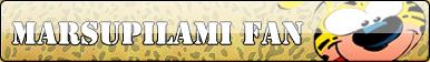 Marsupilami fan button by Fluttershy626