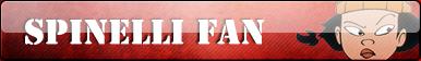 Spinelli Fan button by Fluttershy626