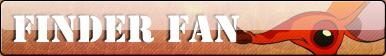 Finder fan button by Fluttershy626