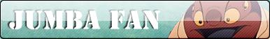 Jumba fan button by Fluttershy626