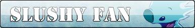 Slushy fan button by Fluttershy626
