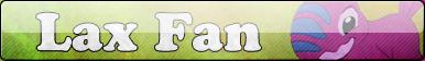 Lax Fan button by Fluttershy626