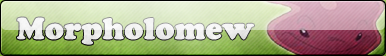 Morpholomew Fan button by Fluttershy626