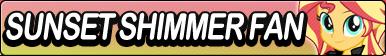 Sunset Shimmer Fan button