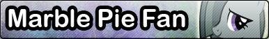 Marble Pie -Fan button