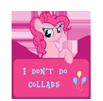 IDDC -Pinkie Pie -Art status by SunsetMajka626