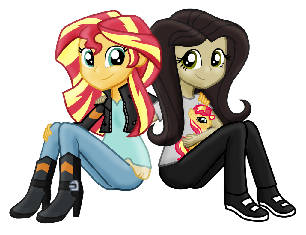 ID -Me and Sunset by SunsetMajka626