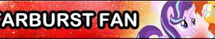 Starburst -Fan button by MajkaShinoda626