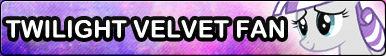 Twilight Velvet -Fan button