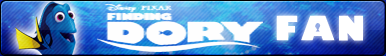 Finding Dory -Fan button by SunsetMajka626