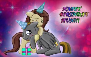 Happy Birthday hun! by MajkaShinoda626
