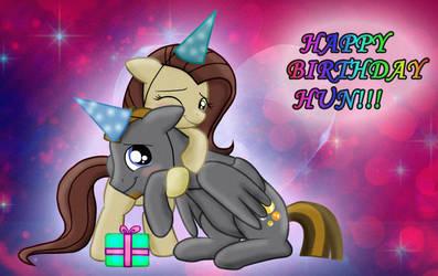 Happy Birthday hun!