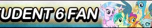 Student 6 -Fan button by MajkaShinoda626
