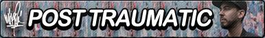Post Traumatic -Fan button by MajkaShinoda626