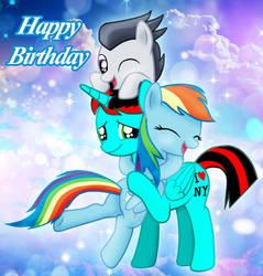 Happy Birthday Ethan! by MajkaShinoda626