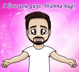 Mike loves you by MajkaShinoda626