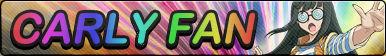 Carly -Fan button