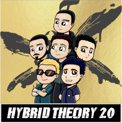 Hybrid theory 20 celebration