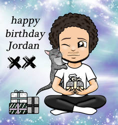 Happy Birthday Jordan