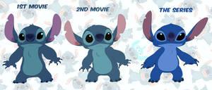 Stitch versions