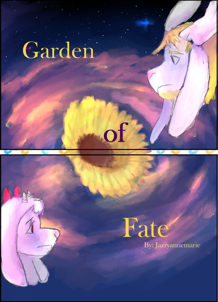 Garden of Fate by Jazzyannemarie