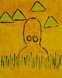 acrylic subjekt by accostedllama