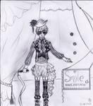 Kuroshitsuji // Ciel Phantomhive // Smile_Redraw