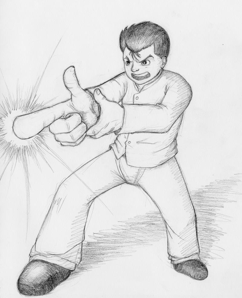 Spirit Gun by Inaaca