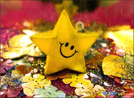Raining Happiness by PinkFireFly