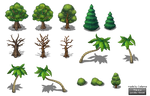 New tree set