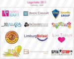 Logofolio 2011: Feb-Apr by PinkFireFly