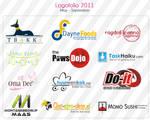 Logofolio 2011: May-Sep by PinkFireFly