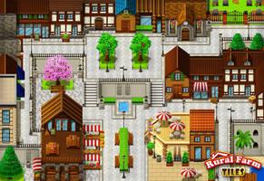 Rural Farm Tiles screenshot 3 by PinkFireFly