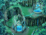 Fairy mana tree