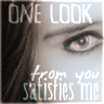 Avatar - One look by PinkFireFly