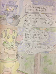 PMD: And All the Ways of Life Pg 13 by RelativeEquinox