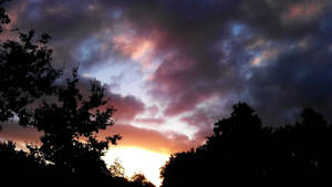 sunset~