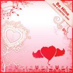 Valentines Day Brush Set