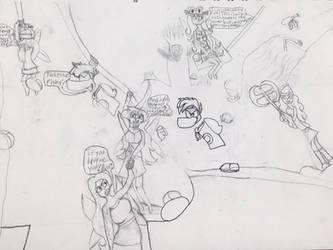 WIP Art Homework 2 by BDogCrazy